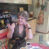 Лилия, 71 год, Водолей, Москва