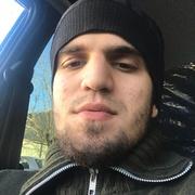 Басир 23 года (Козерог) Каспийск