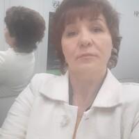 Мария, 55 лет, Козерог, Санкт-Петербург