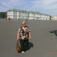 Нина, 72 года, Лев, Санкт-Петербург