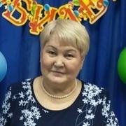 Людмила 67 лет (Водолей) Нягань