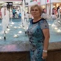 Людмила, 66 лет, Дева, Снежное