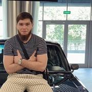 Абубакр Салимов 30 Москва
