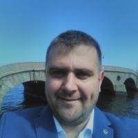Александр, 38 лет, Весы, Санкт-Петербург