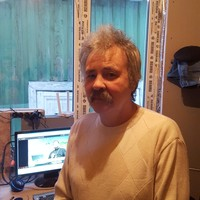 анатолий, 61 год, Водолей, Москва