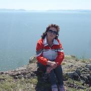 татьяна 58 лет (Овен) Краснотуранск