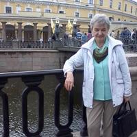 Ирина, 67 лет, Водолей, Санкт-Петербург