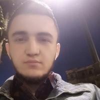 Ибрагим, 22 года, Водолей, Санкт-Петербург