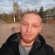 Кир 23 года (Весы) хочет познакомиться в Сураже