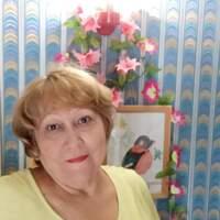 елена, 66 лет, Козерог, Чебоксары