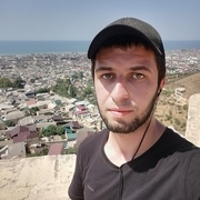 Мурад 22 года (Скорпион) Дербент