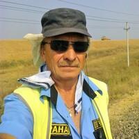 ВИКТОР, 63 года, Стрелец, Алушта