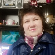 Татьяна 56 лет (Дева) Анопино