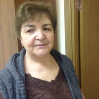 Карина, 64 года, Козерог, Москва