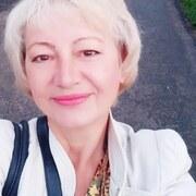 Татьяна Семидоцких 56 Москва