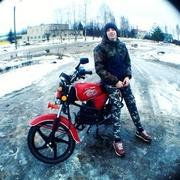 Вячеслав 21 год (Телец) на сайте знакомств Дедовичей