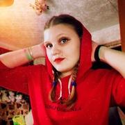 Анюта 21 год (Рыбы) хочет познакомиться в Киржаче