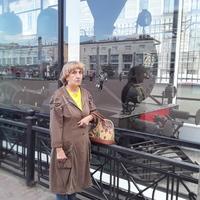 Галина, 68 лет, Рыбы, Санкт-Петербург