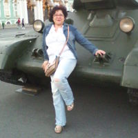 Оля, 49 лет, Рак, Санкт-Петербург