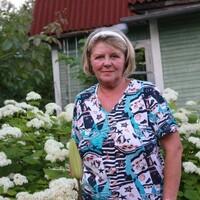 Татьяна, 70 лет, Овен, Санкт-Петербург