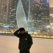 Машрабжон 22 года (Водолей) Москва