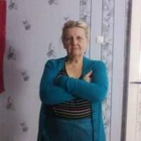 римма, 68 лет, Рак, Апатиты