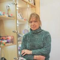 Светлана, 71 год, Рыбы, Санкт-Петербург