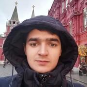 Shams Shermamadov 27 Москва