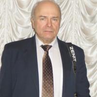 Владимир, 74 года, Близнецы, Москва