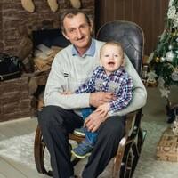 Василий Голик, 64 года, Овен, Красноярск