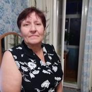Татьяна Бочкарева 60 Краснокамск