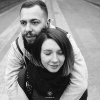 Настя+Сергей, 30 лет, Рак, Москва