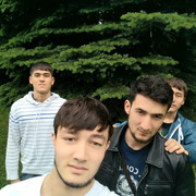 Sobirjon Axunov 27 Москва