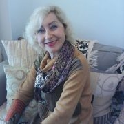 Марина 63 года (Телец) Афины