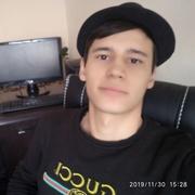 Шох 21 год (Стрелец) хочет познакомиться в Андижане