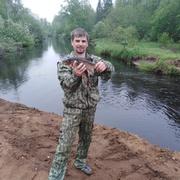 Максим Галышев 37 лет (Рыбы) Хвойноя