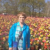 Валерия, 72 года, Овен, Москва