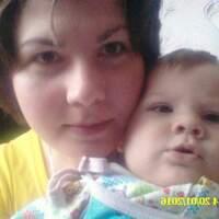 Aннa Первова(Останина, 32 года, Телец, Москва