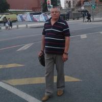 Владимир, 62 года, Скорпион, Москва