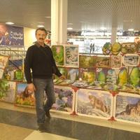 Николай, 58 лет, Козерог, Санкт-Петербург