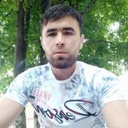 Farrux Fazliddinov, 30, г.Москва