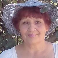 Любовь, 69 лет, Скорпион, Севастополь