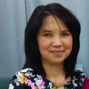 Алина 54 года (Водолей) Ишимбай