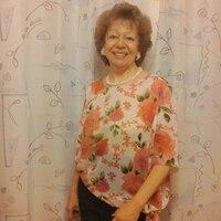Надежда, 60 лет, Лев, Москва