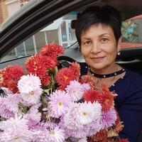 Оля, 57 лет, Телец, Краснодар