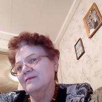 Анна Петровна, 72 года, Лев, Апатиты