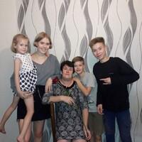 Татьяна, 53 года, Водолей, Бирск