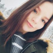 Полина Дидык 20 Петрозаводск