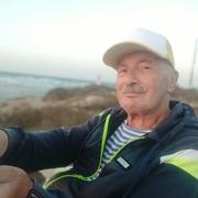 Константин 70 лет (Стрелец) Хайфа