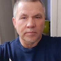 Николай, 61 год, Весы, Архангельск